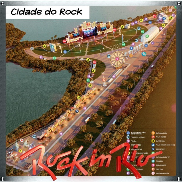 Rock in Rio Music Festival