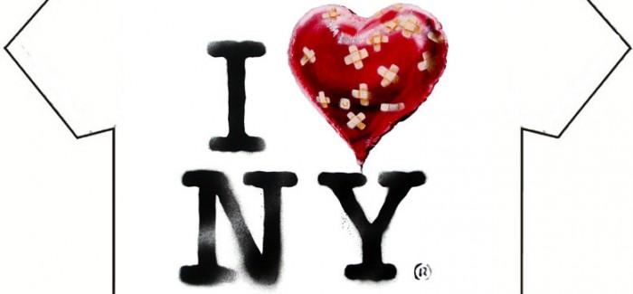 Mes de Banksy em NY