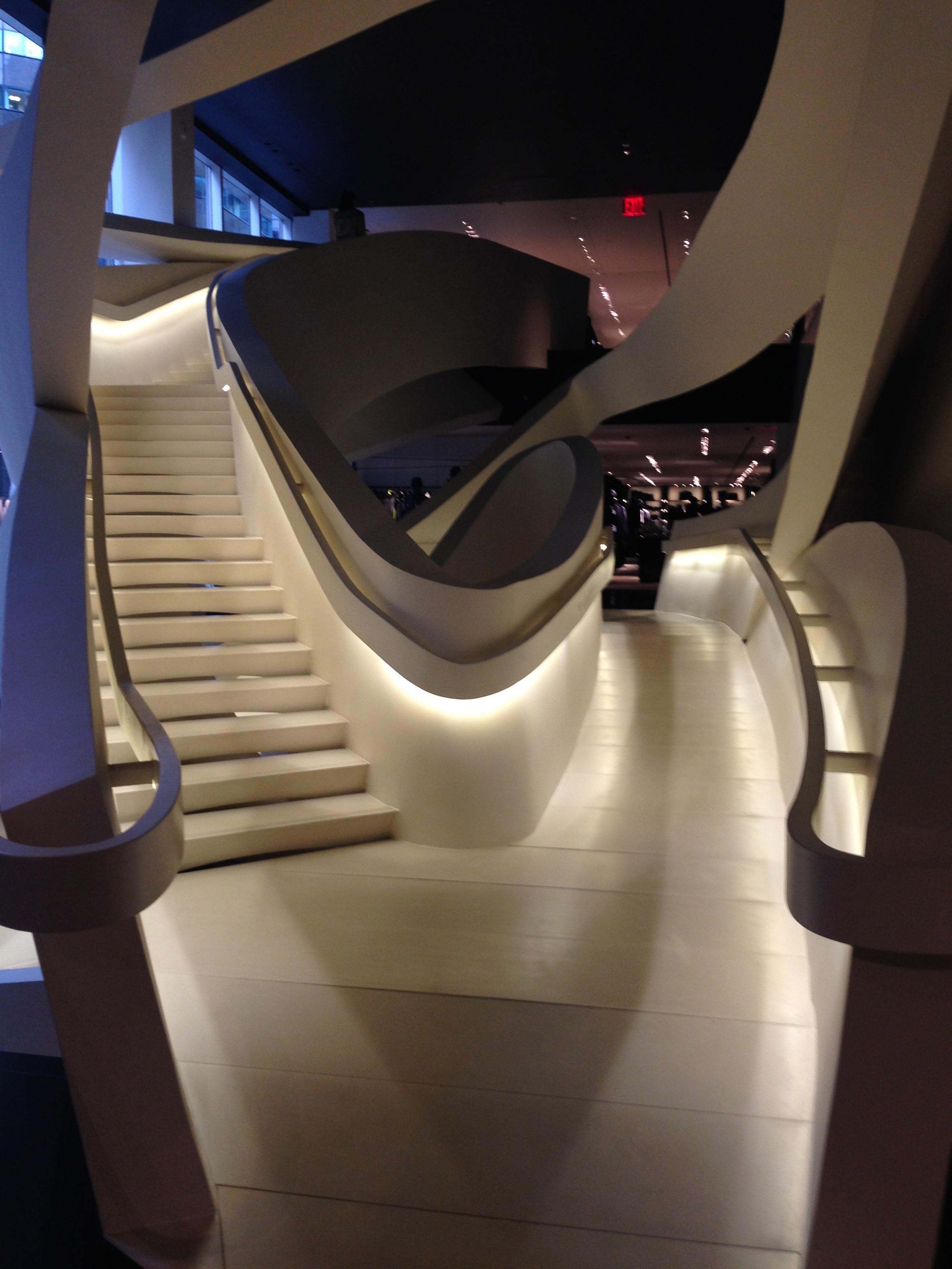 Escada escultura