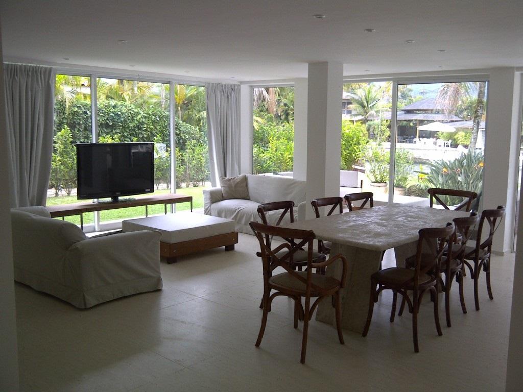 Casa De Praia Em Angra Dos Reis Condominio Porto Frade ~ Mansões Por Dentro Cozinha