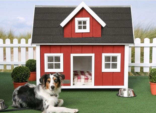 Esta casinha é um charme, podendo até ser uma casinha de bonecas...