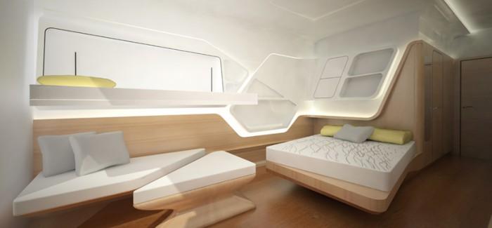 Zaha Hadid projeta interior para Casa Ronald McDonald