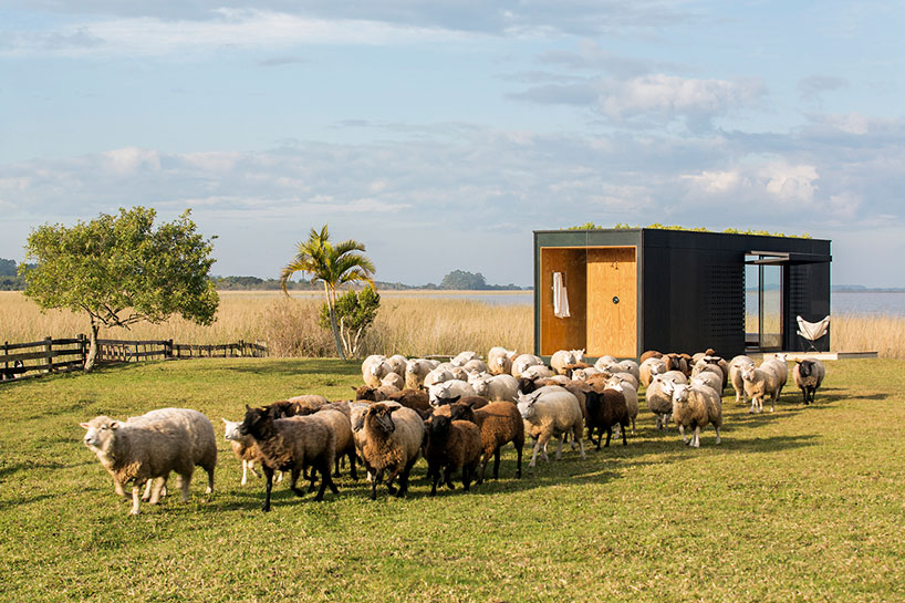 Os vários tipos de uso e a inserção do Minimod na paisagem rural.