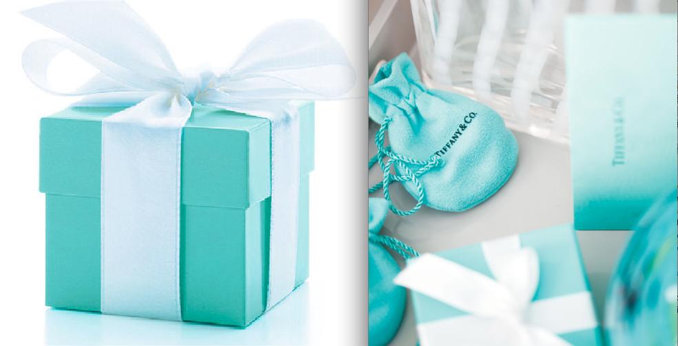 Famoso Tiffany blue box