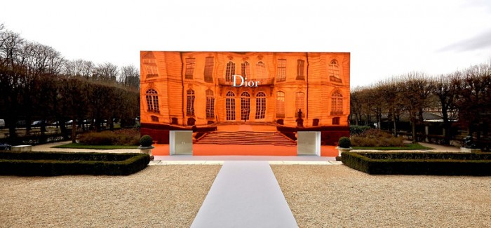 Dior Spring Summer 2014 #pfw