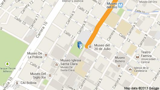 El Fabuloso Calle 85 #14-05 em Bogotá 110221 Opening hours: Quinta a sábado de 8PM a 2.30AM