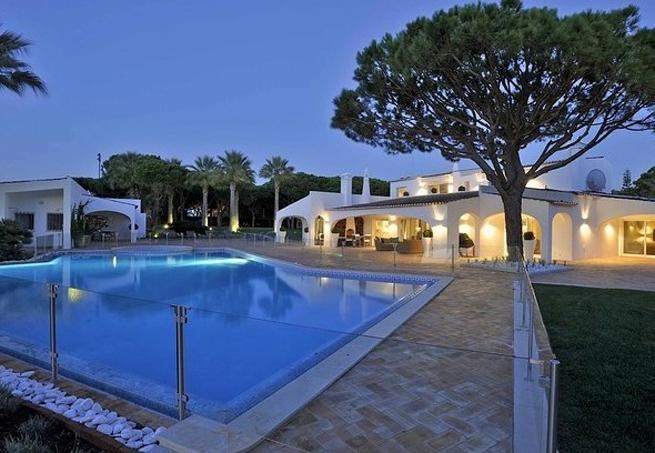 Ayrton Senna, mansão no Algarve