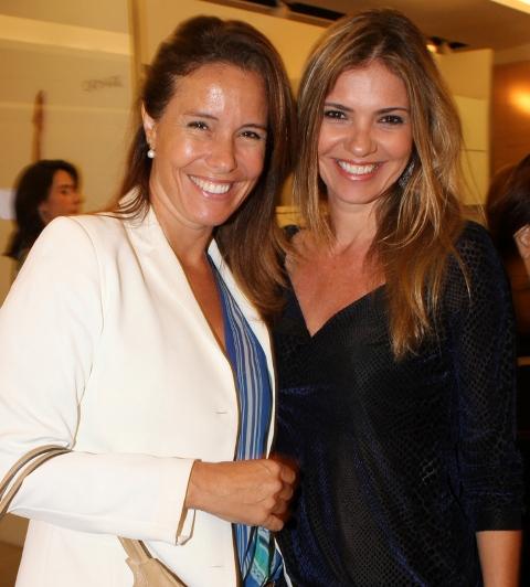 Carla Bellora e Marcia Meira