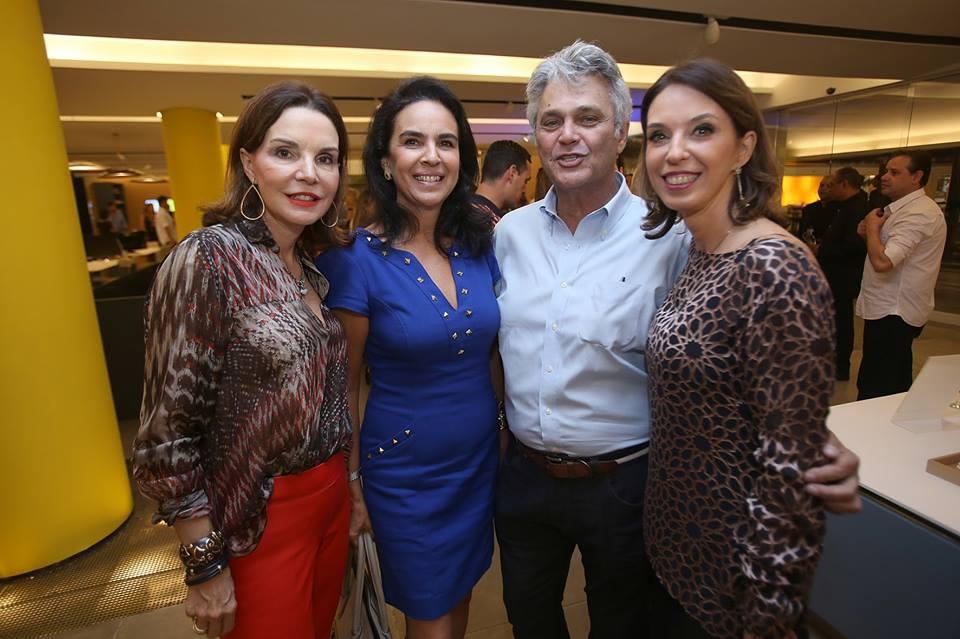 Patricia Mayer, Joy Garrido, Pedro Paranagua Esther Schattan