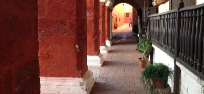 Mosteiro de Santa Catalina – divina surpresa!