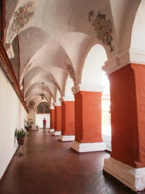 Galeria Mosteiro Santa Catalina