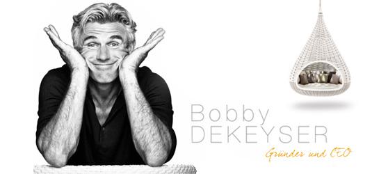 Last Seen: Bobby Dekeyser e Dedon