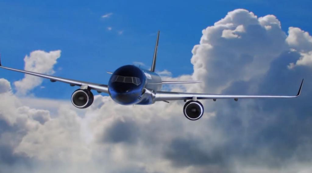 Four Season jet in the sky, luxury hotel