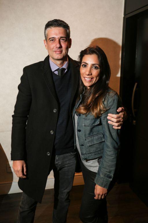 Alexandre Ferreira e Mariana Amaral