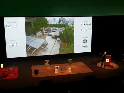 Gilberto Elkis falou dos seus projetos de paisagismo e como o design está cada vez mais integrado aos seus projetos.