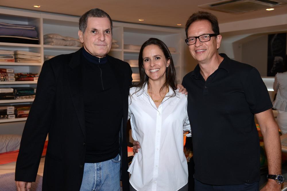 Jimmy Bastian Pinto,  Lili e Ernesto Tzirulnik