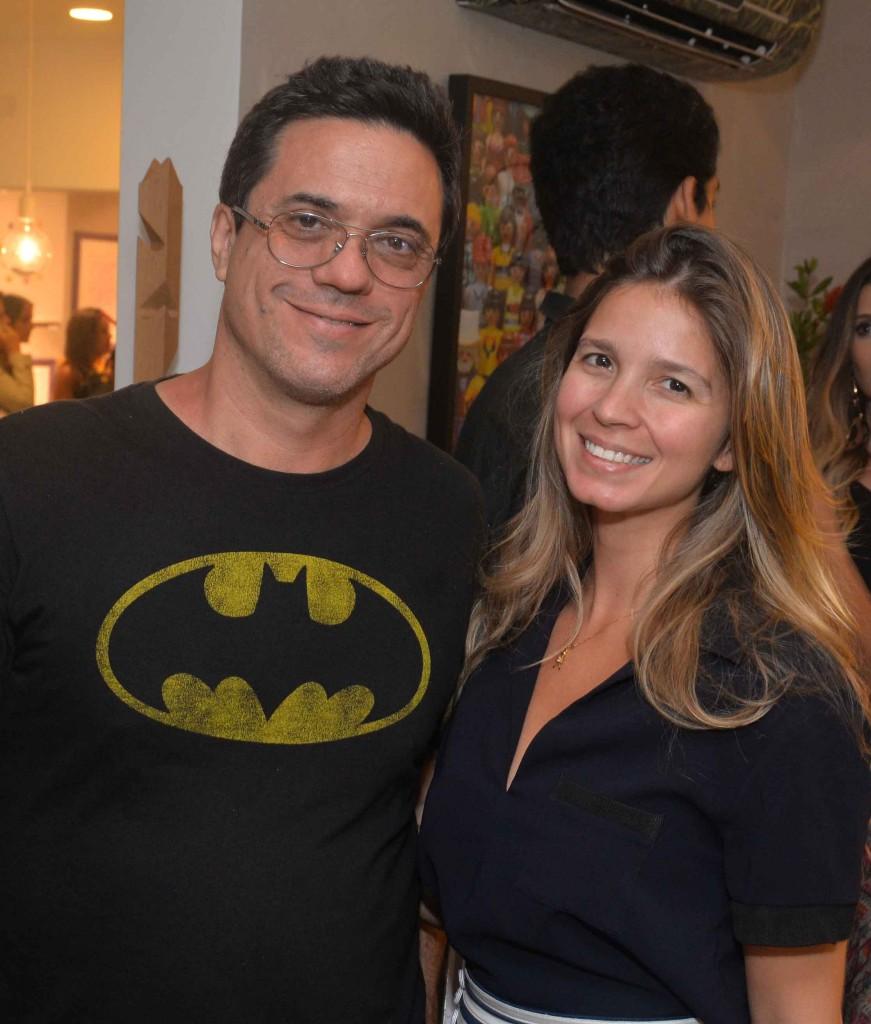 Beto Cocenza do Boom SP Design, que adorei encontrar aqui no Rio depois da maratona que foi o Design Week em SP!