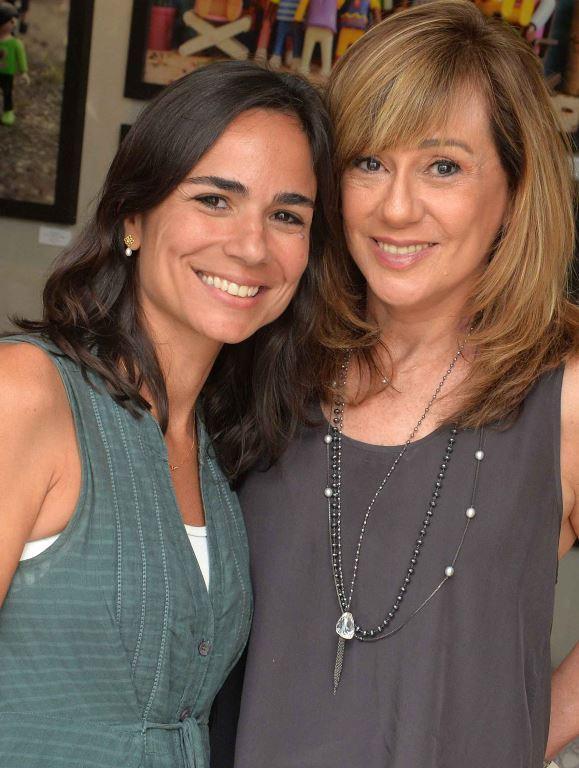 Ketlein Amorim e Eva Taquechel