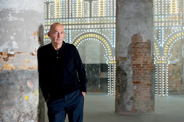 Curador do Bienale de Veneza 2014 Rem Koolhaas