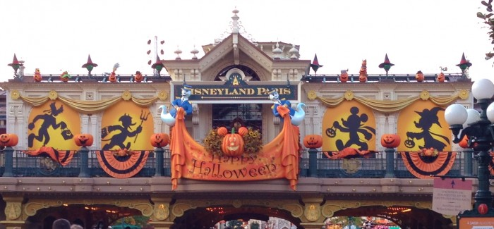 Halloween @DisneyLandParis