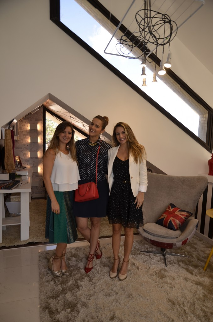Looks do dia! Eu, Laila e Manoela