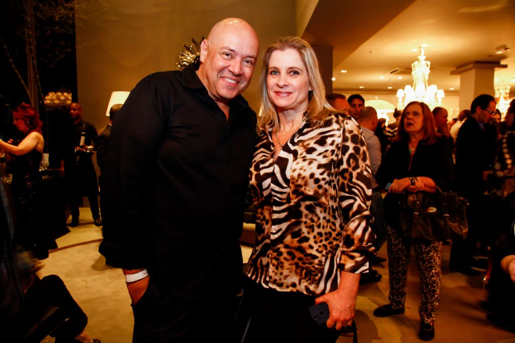 Gil Cioni e Vania Ceccotto