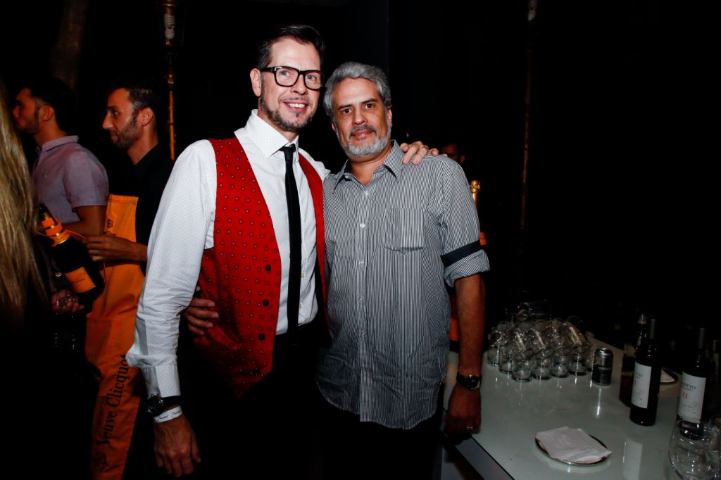 Glen Finch e Guilherme Botelho