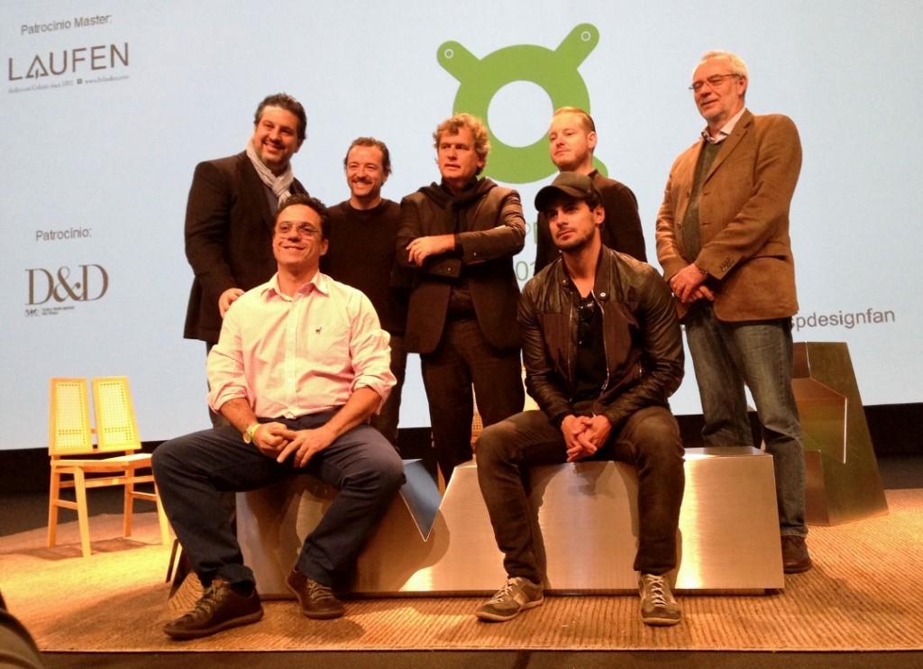 Super evento, o Design Boom foi no Centro de Convenções.