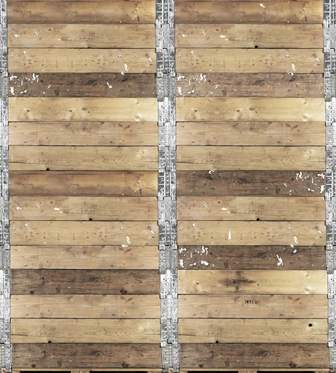 Papel de Parede Mr Perswall -  (Pallet Collar) da Orlean