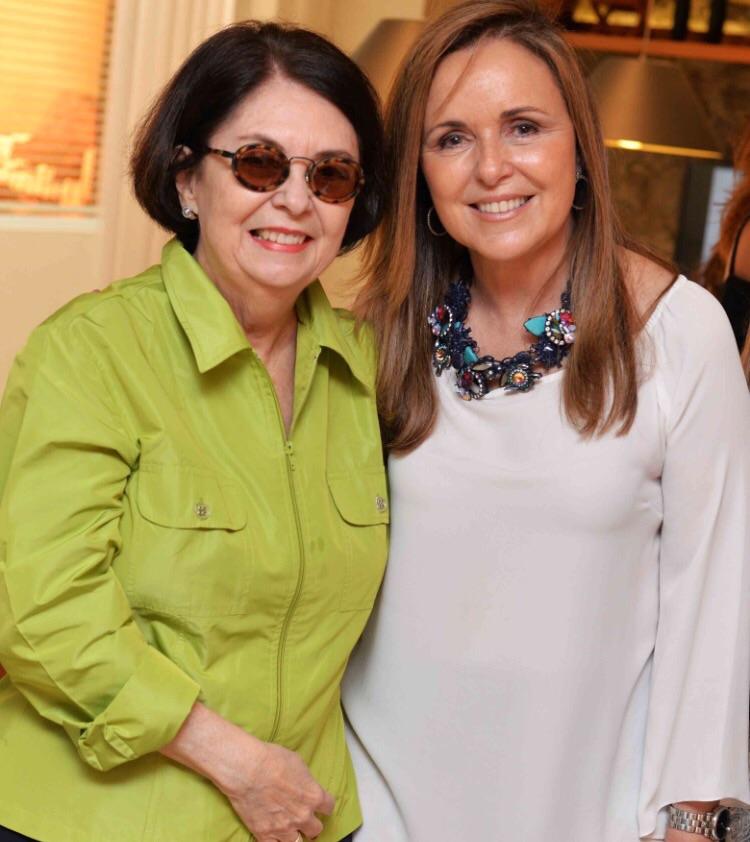 Suzy Ache, do Caderno Ela e Eliana Couto