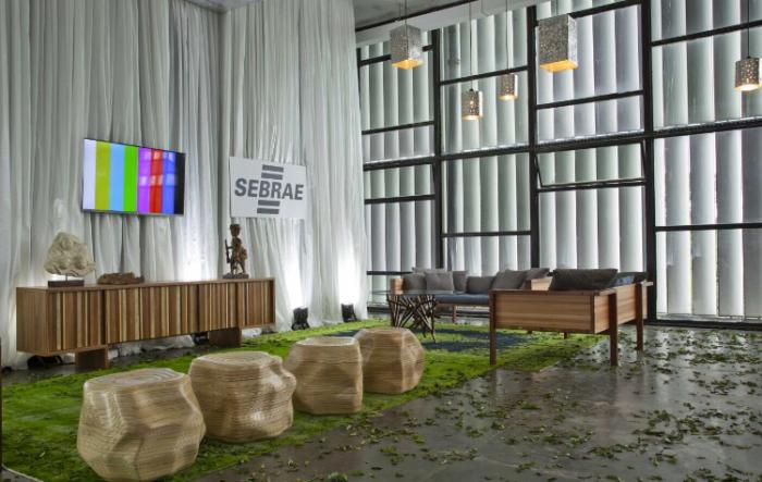 Casa Brasileira comemora os 20 anos do SPFW