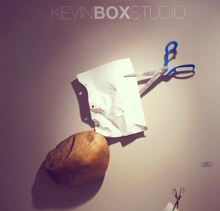 Kevin Box, em 2014, para a Spectrum Art Fair, um dos satélites da Art Basel Miami Beach