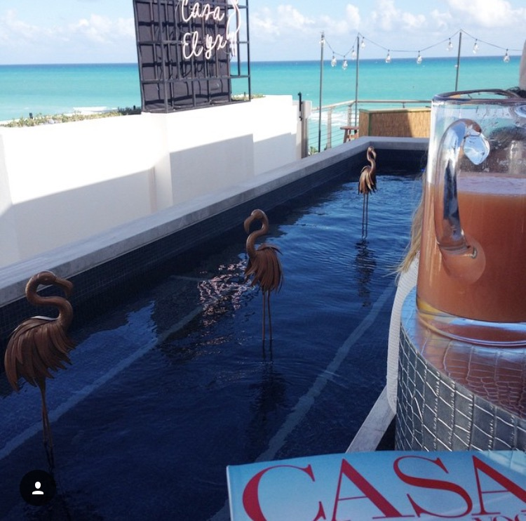 Casa Elyx no Edition Hotel - parceria da Casa Vogue com a Absolut