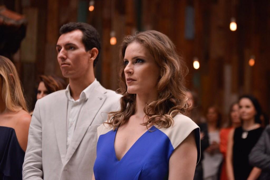 Felipe Portraz e Mariana Gurgel