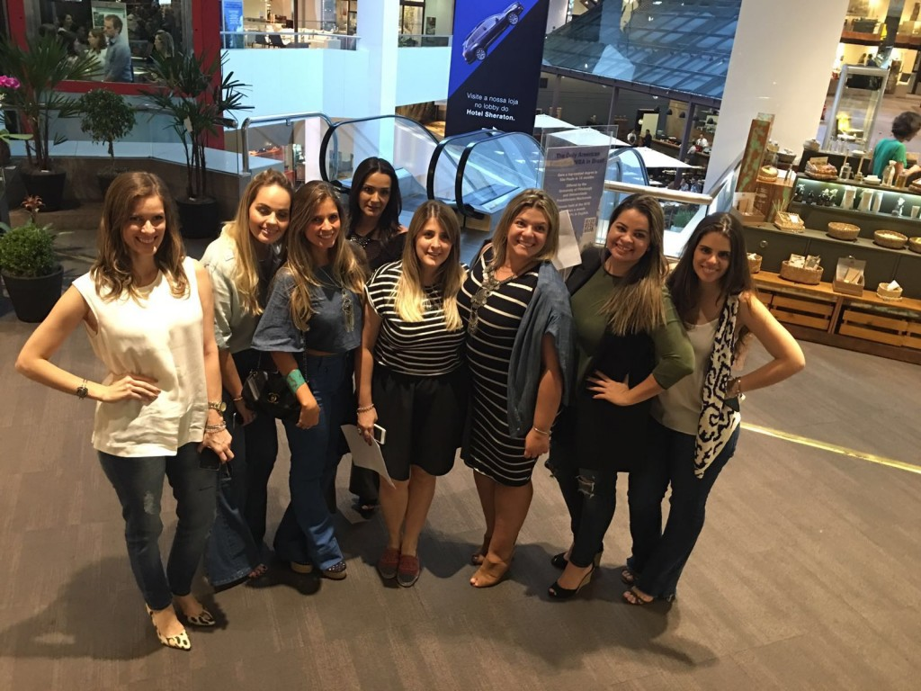 Tour pelo D&D Shopping