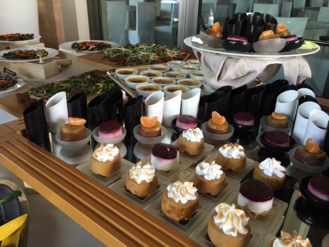 Sobremesas do Relais FRanciacorta