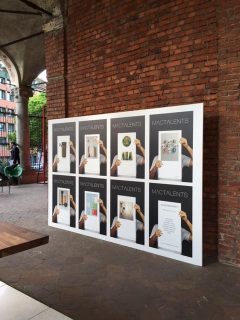 MAC Talents em Milão