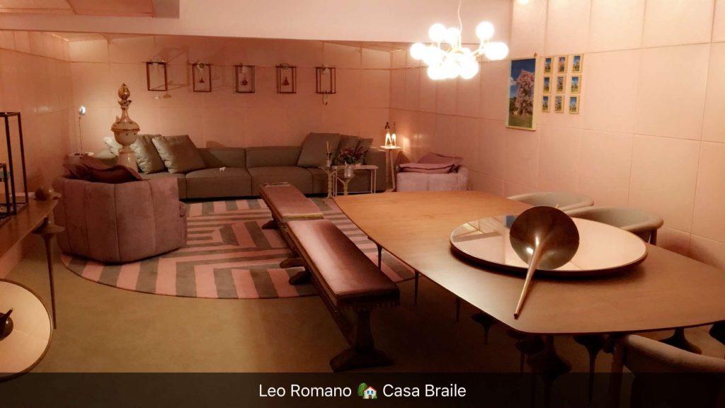 braile leo romano ame arquitetura Casa Cor rosa