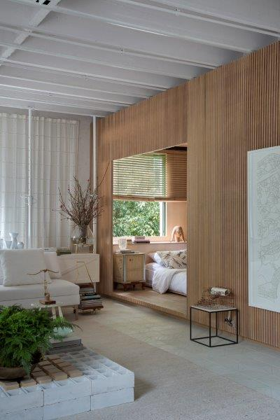 ame arquitetura Aline Araujo Casa Cor yamagata