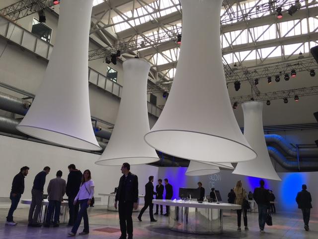 Lexus experience no FuoriSalone da ZOna Tortona