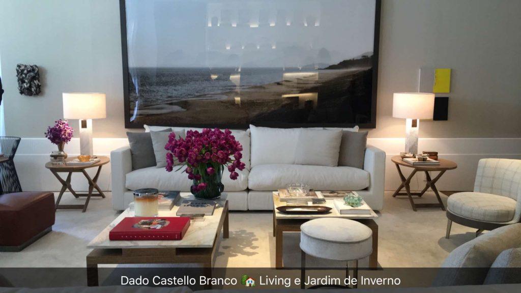 dado castello branco lounge Casa Cor 30 anos ame arquitetura