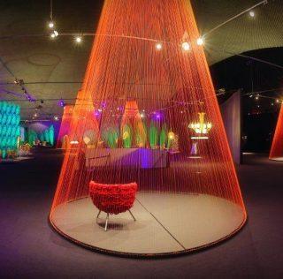 Irmãos Campana no Museu Oscar Niemeyer